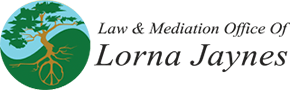 Logo of Law & Mediation Office of Lorna Jaynes